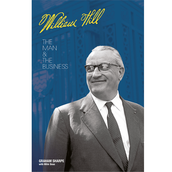 William Hill Book The Man and The Business